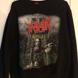 Mishka - Mnwka Rasputin crewneck sweat shirt